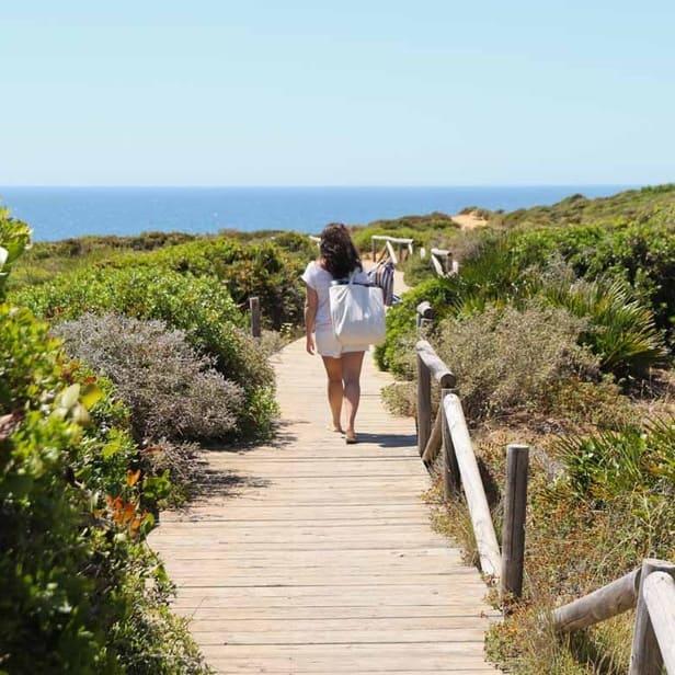 Das Herz einer Frau - Rückzug nach Andalusien