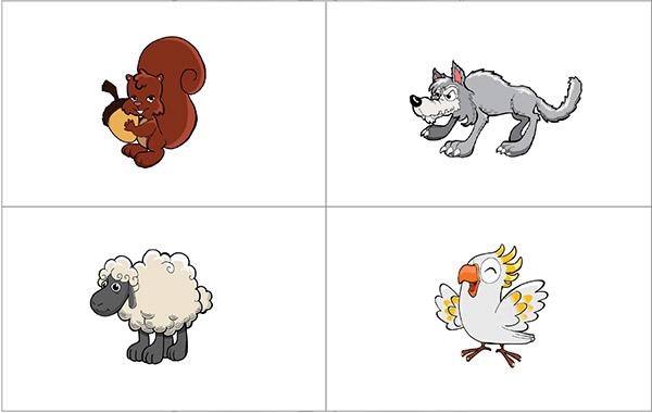 Persönlichkeitstypen Tiertypen