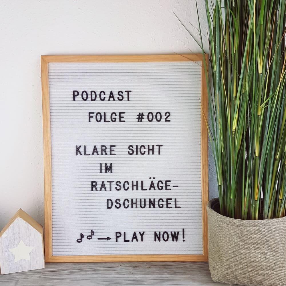 Mückenelefant-Podcast #002: Klare Sicht im Ratschläge-Dschungel (Eltern Ratschläge)