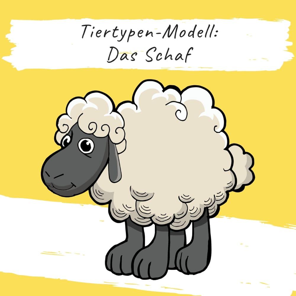 Bildungsspirit Kurzimpuls #003: Tiertypen-Modell: Das Schaf