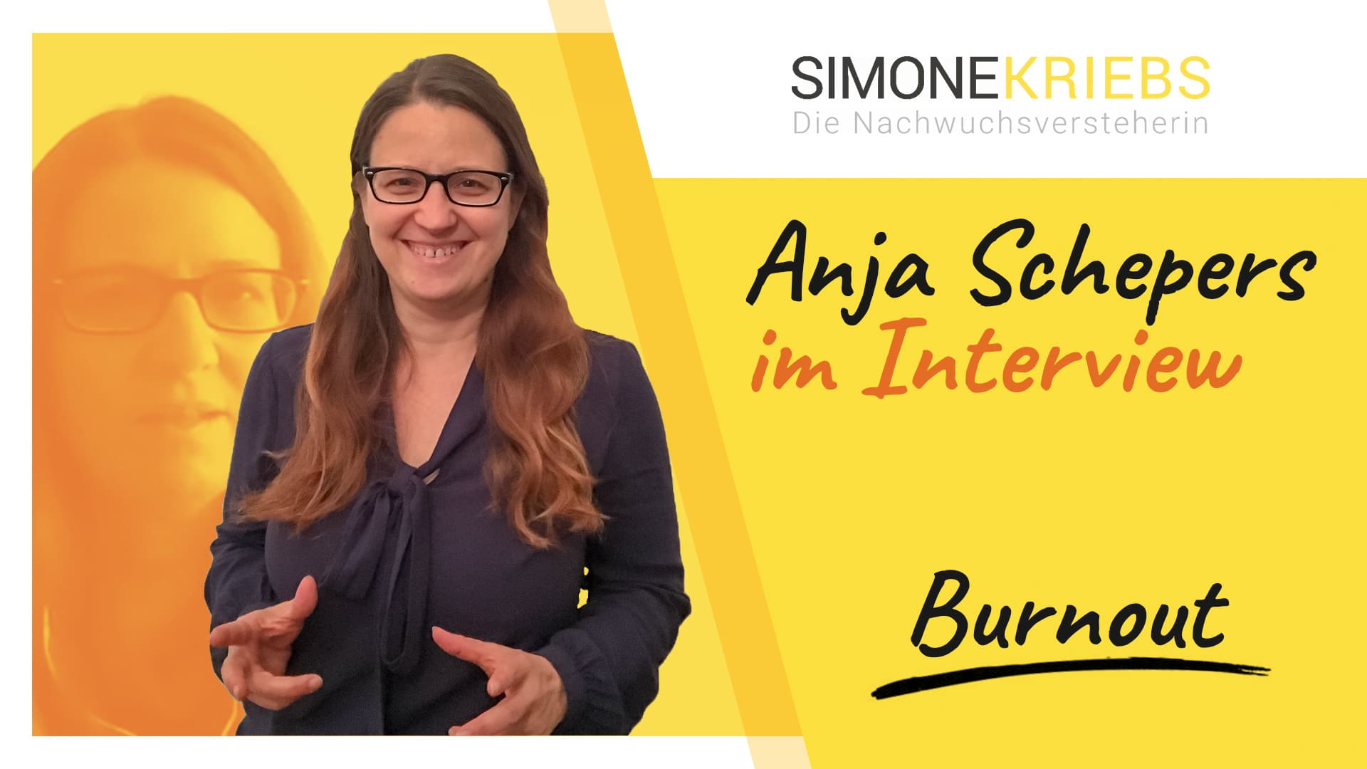 Anja Schepers im Bildungsspirit-Interview: Lehrer im Burnout