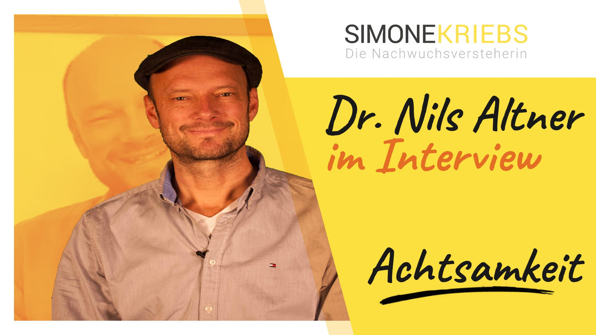 Dr. Nils Altner: im Bildungsspirit-Interview: Achtsamkeit in der Schule