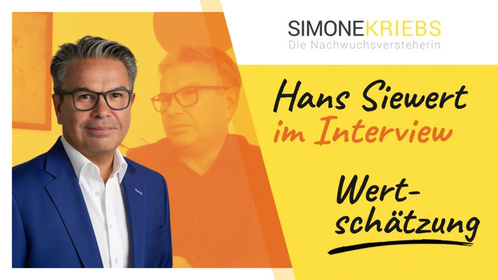 Hans Siewert im Bildungsspirit-Interview: Wertschätzung in Schule und Berufsleben