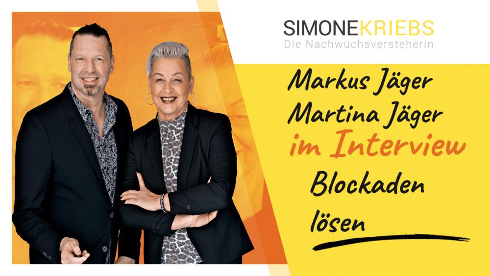 Markus und Martina Jäger im Bildungsspirit-Interview: Blockaden lösen