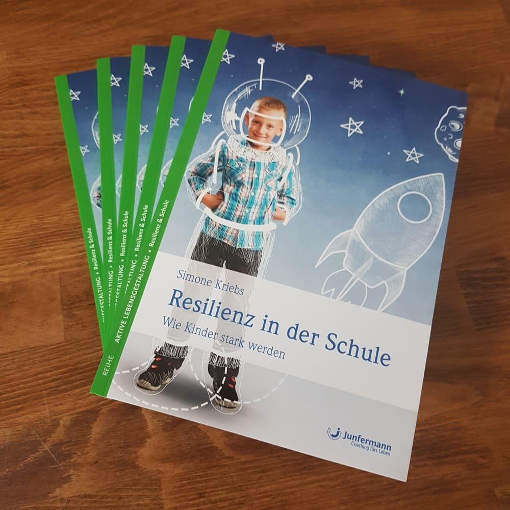 Buch Resilienz in der Schule - Selbstwirksamkeit