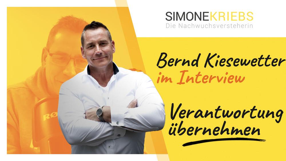 Bernd Kiesewetter (Mission Verantwortung) im Bildungsspirit-Interview zum Thema Verantwortung übernehmen