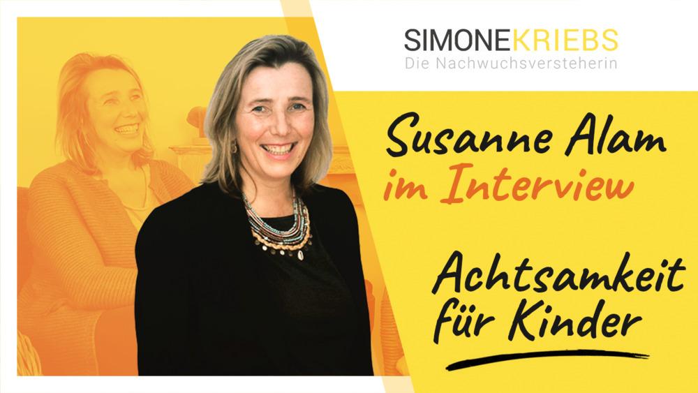 Susanne Alam im Bildungsspirit-Interview zum Thema Achtsamkeit für Kinder