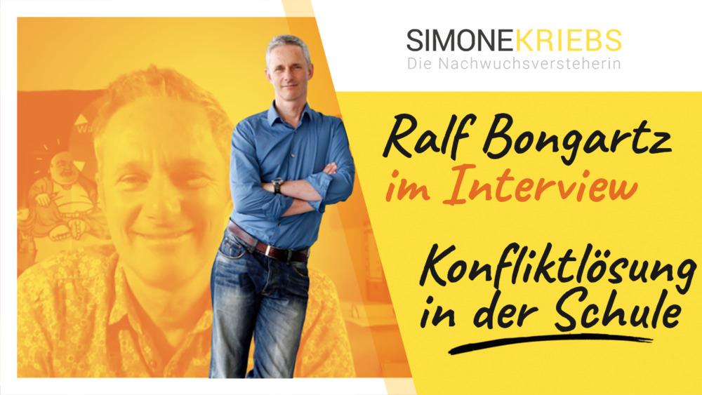 Ralf Bongartz im Bildungsspirit-Interview zum Thema Konfliktlösung in der Schule