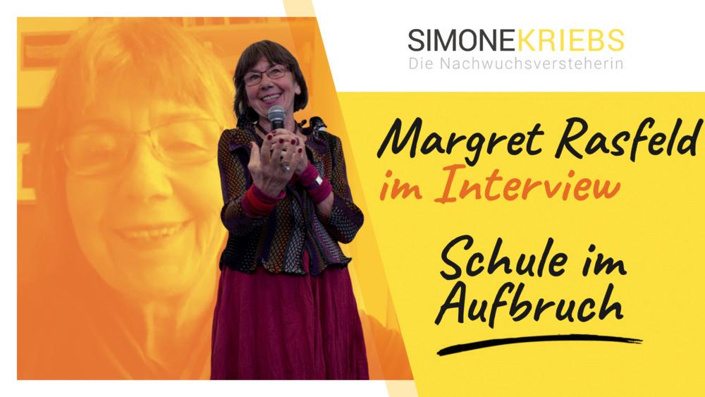 Margret Rasfeld im Bildungsspirit-Interview zum Thema Schule im Aufbruch