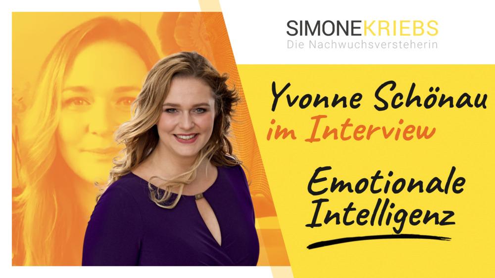 Yvonne Schönau im Bildungsspirit-Interview zum Thema Emotionale Intelligenz