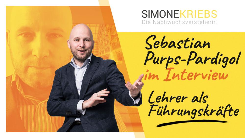 """Sebastian Purps-Pardigol im Bildungsspirit-Interview zum Thema """"Lehrer als Führungskräfte"""""""