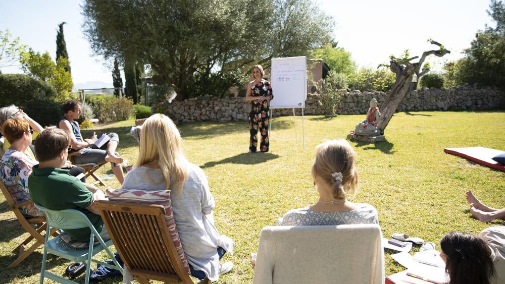 Hypo-System-Coach Intensiv-Ausbildung auf Mallorca
