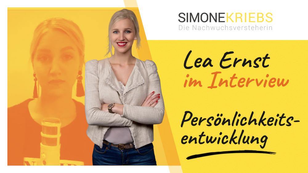 """Lea Ernst im Bildungsspirit-Interview zum Thema """"Eigenverantwortung und Persönlichkeitsentwicklung als Lehrer"""""""