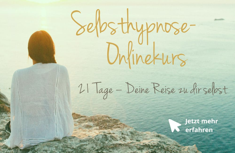 Selbsthypnose lernen: Selbsthypnose-Onlinekurs mir Simone Kriebs